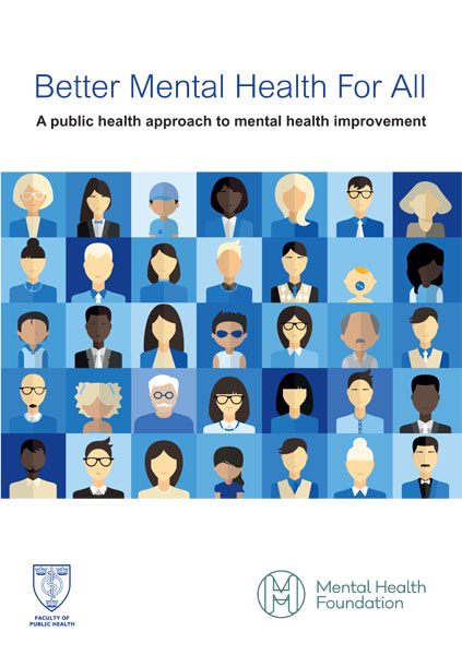 Better Mental Health For All cover